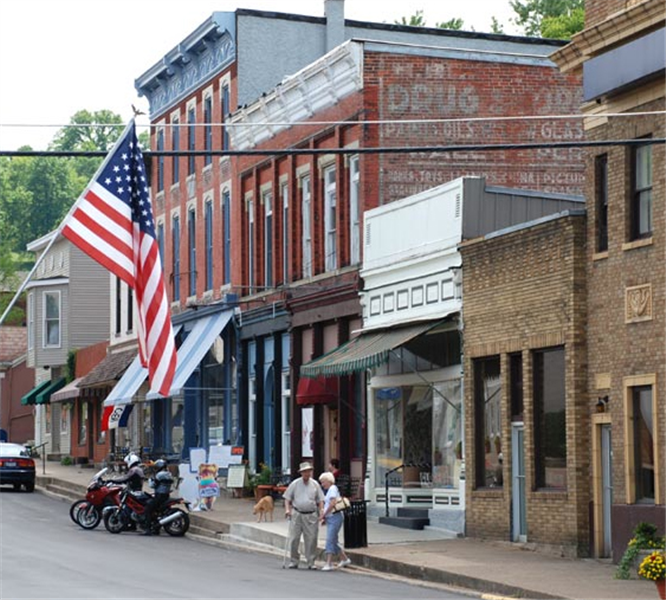 Places To Visit In Northern Ky: Road Trip To Augusta KY